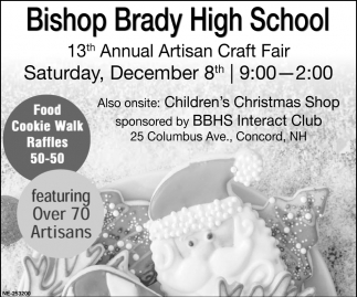 13th Annual Artisan Craft Fair