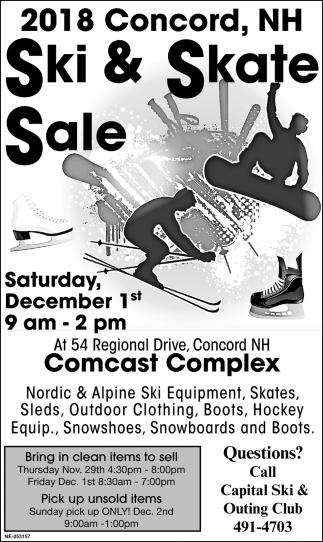 Ski & Skate Sale