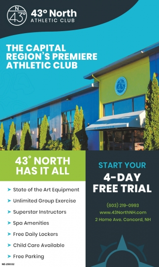 The Capital Region's Premiere Athletic Club