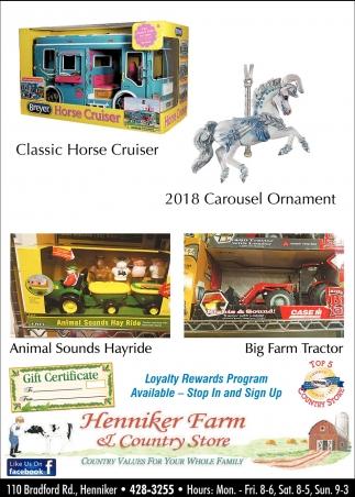 Classic Horse Cruiser