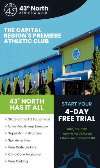 Te Capital Region's Premiere Athletic Club