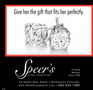 Give The Gift That Fit Her Perfectly