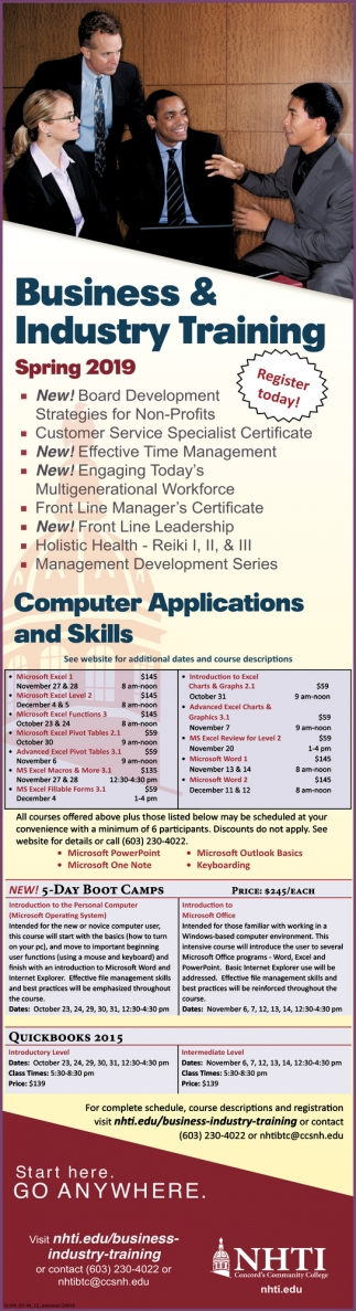 Computer Applications And Skills