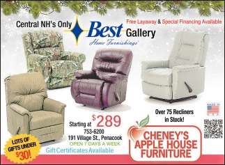 Best Home Furnishings Gallery Cheney S Apple House Furniture Concord Nh